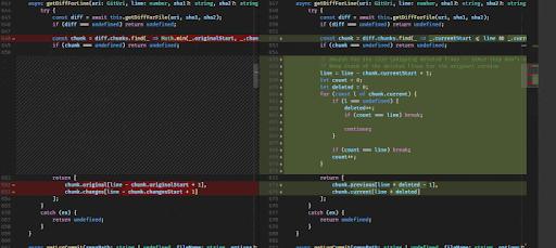 Visual Studio Code plugin GitLens