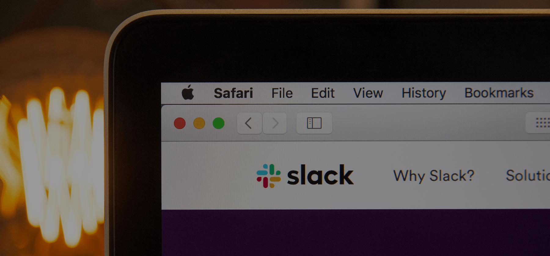 Automatizando tareas mediante Slack Bots