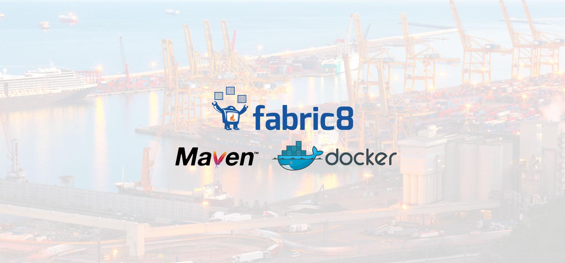 Fabric8 para gestionar imágenes y contenedores docker desde maven
