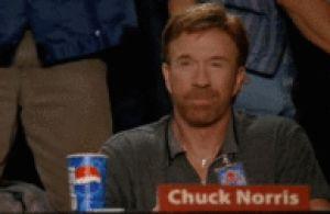 Gif de Chuck Norris