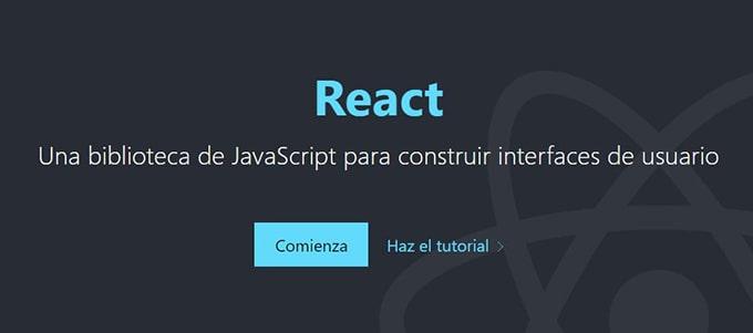 React, la biblioteca de JavaScript para construir interfaces de usuario