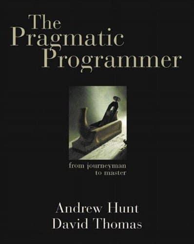 Libros para programadores: Portada de The Pragmatic Programmer