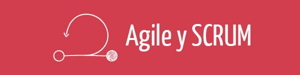 Agile projects using Agile and Scrum