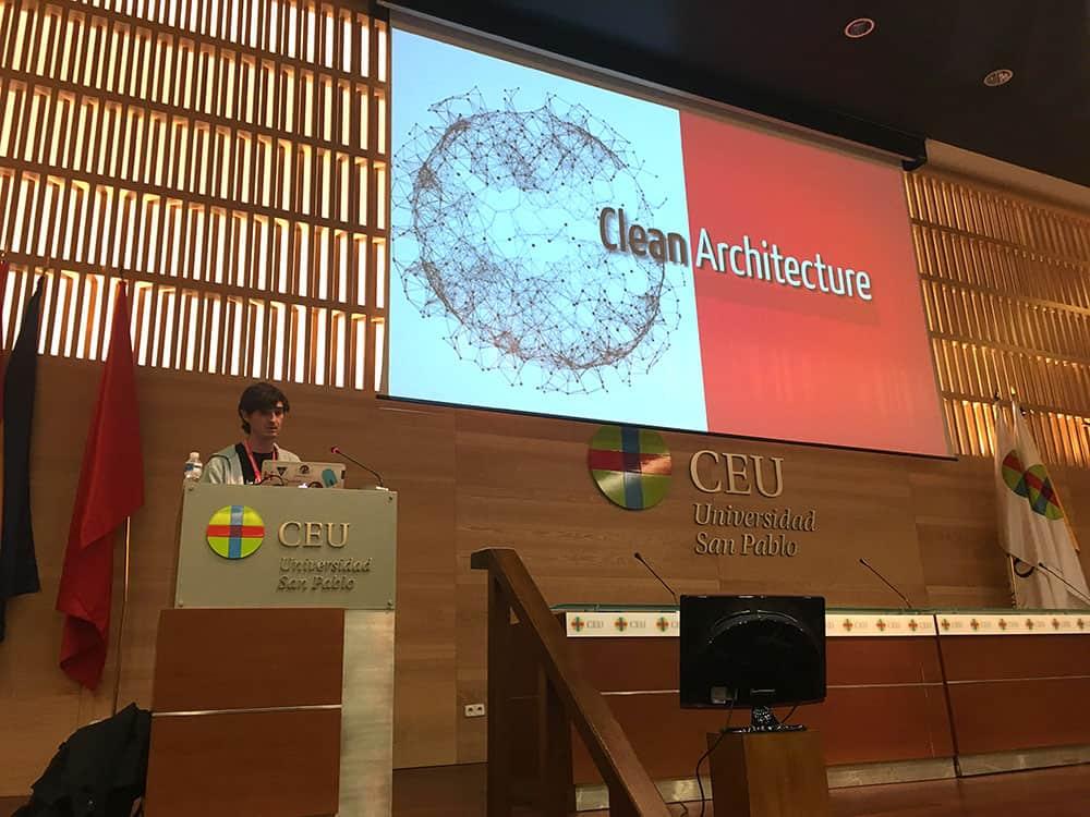 Charla de Clean Architecture en Codemotion