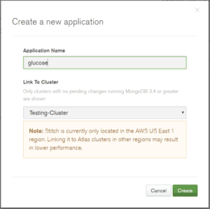 2. Crear una nueva aplicación