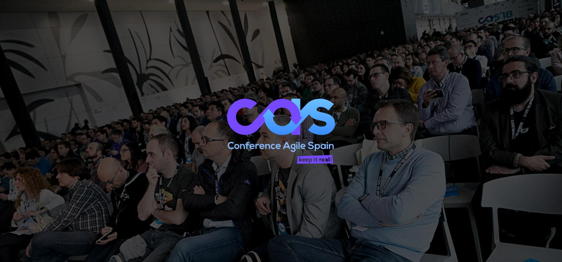 CAS 2018 - Crónica de Conferencia Agile Spain
