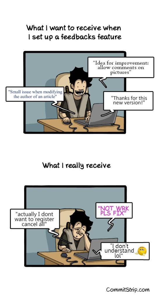 La importancia del buen feedback en extreme programming