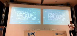Profile participó como sponsor en HackUPC