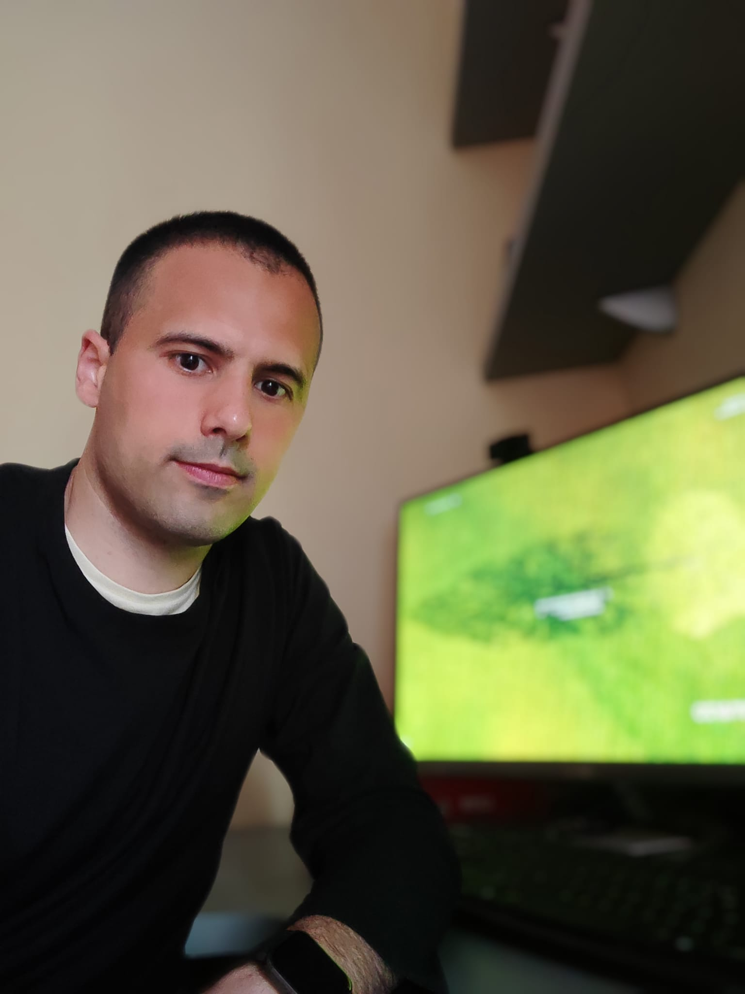 David Bernal González