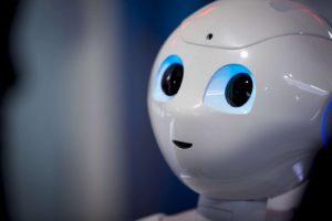 Robot Pepper en Mobile World Congress y 4YFN 2018 en Barcelona