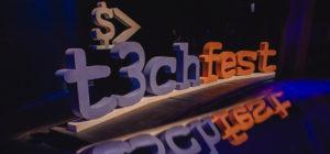 Escenario de T3chfest